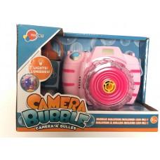 Caméra à bulles