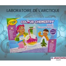 Colour Chemistry (Laboratoire de l'Arctique)