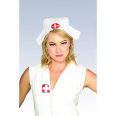 Chapeau d'infirmière pour adulte