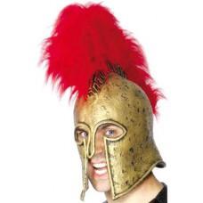 Masque de gladiateur.