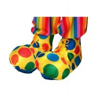 Couvre chaussures de clown