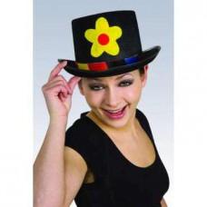 Chapeau haut-de-forme de clown