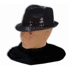 Chapeau à Paillette Noir