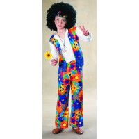 Costume de hippie (M)