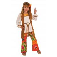 Costume de petite hippie (M)