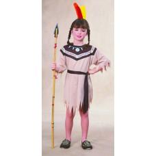 Costume d'Amérindienne