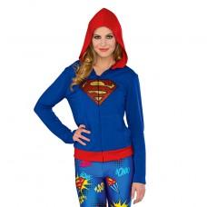 Chemise à capuche de Supergirl (M)