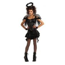 Costume d'ange noir (STD)