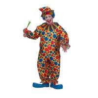 Costume de clown à poids (STD)