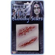 Cicatrices sanglantes