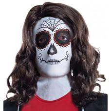 Masque de Femme du Jour des morts