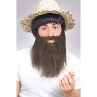 Barbe longue