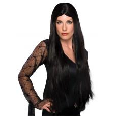 Grande perruque noire (28 Po)