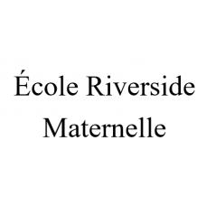 École Riverside - Maternelle 2021-2022
