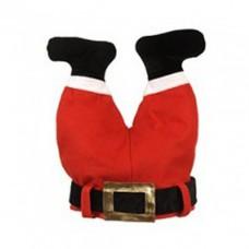Chapeau Jambe de Père Noël