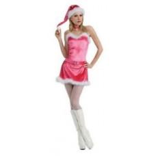 Costume de Mère Noël sexy (STD)