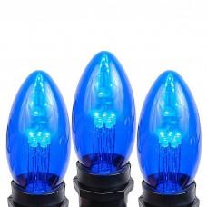Ampoule de Rechange Bleu