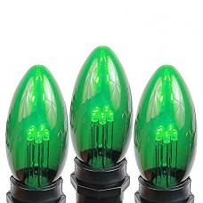 Ampoule de Rechange Vert