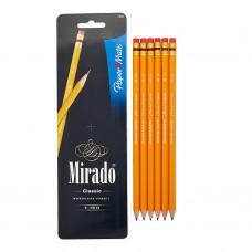 Paquet de 10 crayons plomb Mirado HB #2