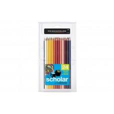 Paquet de 24 crayons de couleur en bois Prismacolor